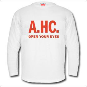 America's Hardcore - Open Your Eyes Longsleeve