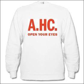 America's Hardcore - Open Your Eyes Sweater