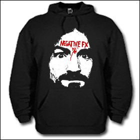 Negative FX - Charles Manson Hooded Sweater