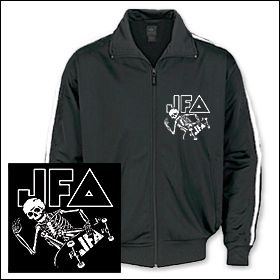 JFA - Skate To Hell Trainingsjacke