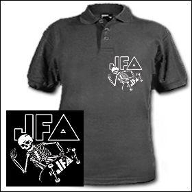 JFA - Skate To Hell Polo Shirt