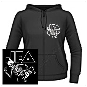 JFA - Skate To Hell Girlie Zipper