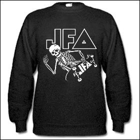 JFA - Skate To Hell Sweater