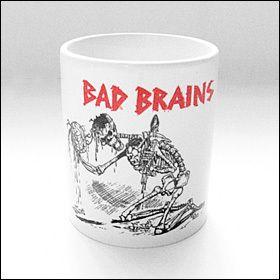 Bad Brains - Skeleton Tasse