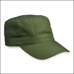 Military Cap oliv