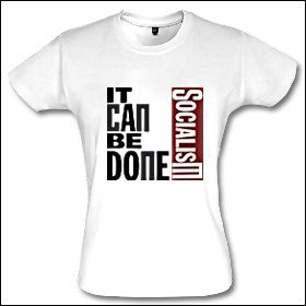 It Can Be Done - Girlie Shirt