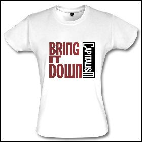 Bring It Down - Girlie Shirt