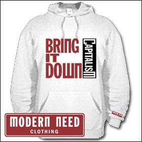 Bring It Down - Hooded Sweater