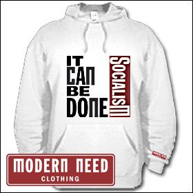 It Can Be Done - Hooded Sweater