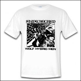 Shipwrecked - Wolf Hybrid Men Shirt