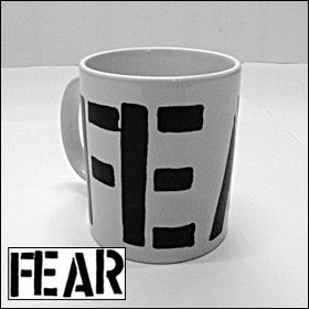 Fear - Logo Tasse