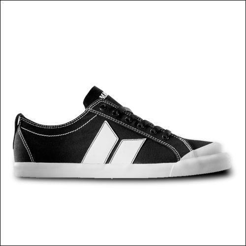 Macbeth Eliot Sneaker (Schwarz/ Weiß)