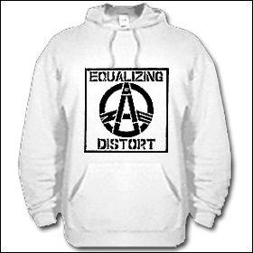 Gauze - Equalizing Distort Hooded Sweater