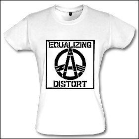 Gauze - Equalizing Girlie Shirt