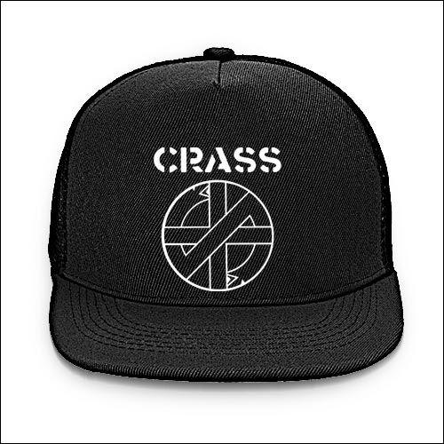 Crass - Logo Baseball Cap