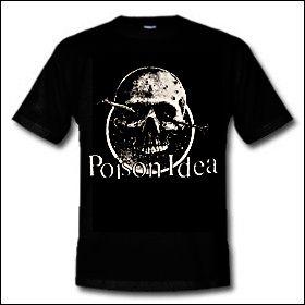 Poison Idea - Skull Shirt