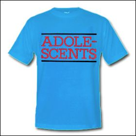 Adolescents - Logo Shirt