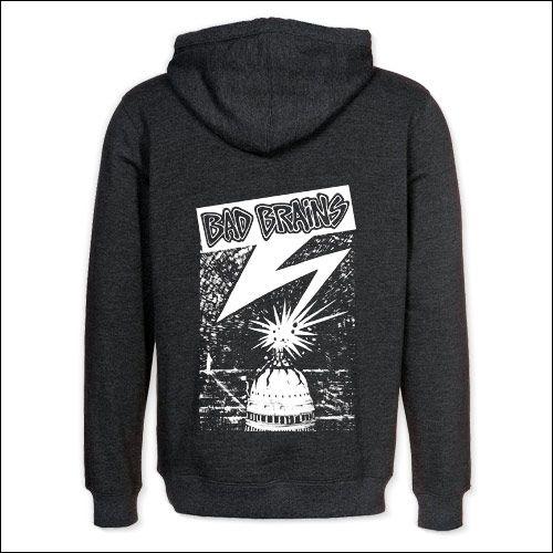 Bad Brains - Capitol Zipper