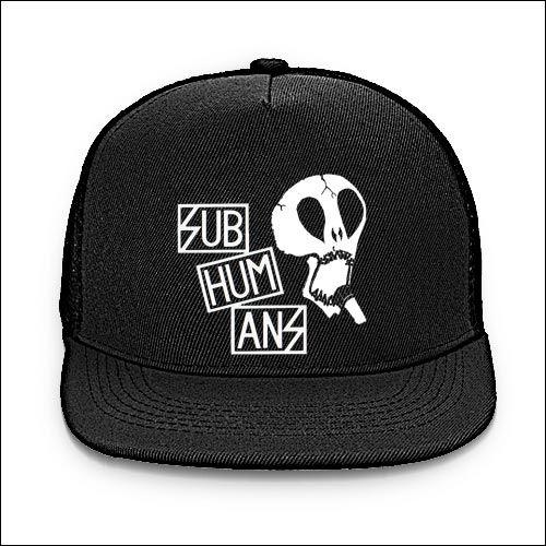Subhumans - Baseball Cap