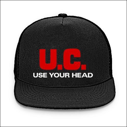 Uniform Choice - Use Your Head Baseball Cap