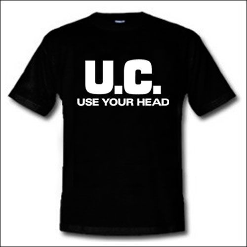 Uniform Choice - Use Your Head Shirt