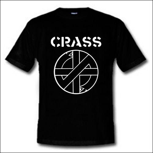 Crass - Logo Shirt