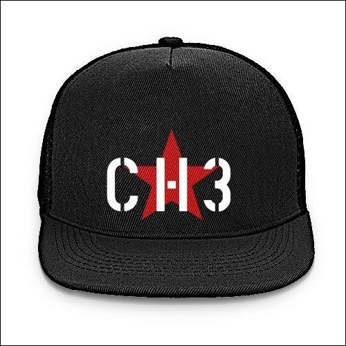 Channel 3 - Logo Baseball Cap