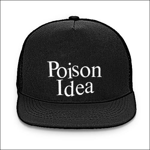 Poison Idea - Logo Baseball Cap
