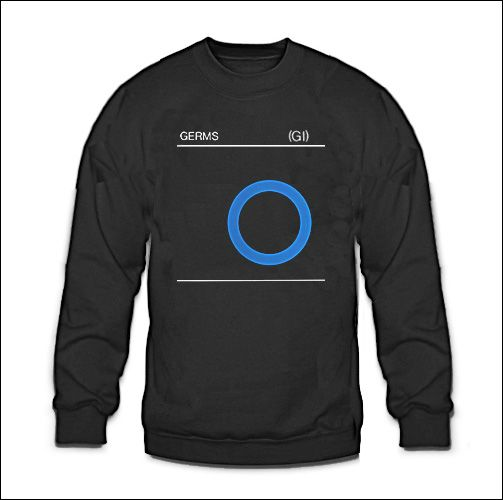 Germs - Gi Sweater