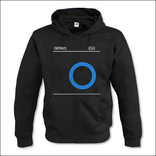 Germs - Gi Hooded Sweater