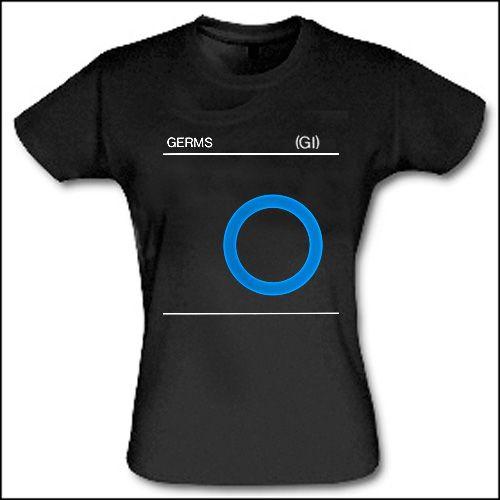 Germs - Gi Girlie Shirt