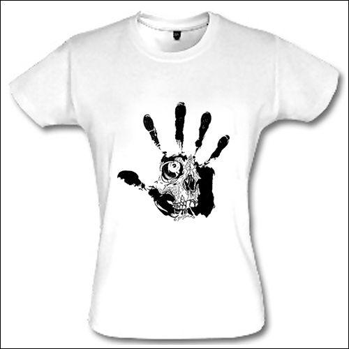 Septic Death - Hand Girlie Shirt