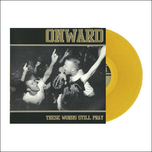 3 LP/ 1 CD Bundle incl. Onward 12