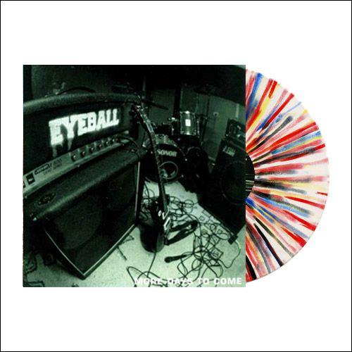4 LP/ 1 CD  Bundle incl. Eyeball LP multicolored Vinyl: