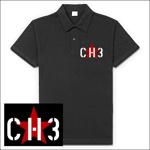 Channel 3 - Logo Polo Shirt