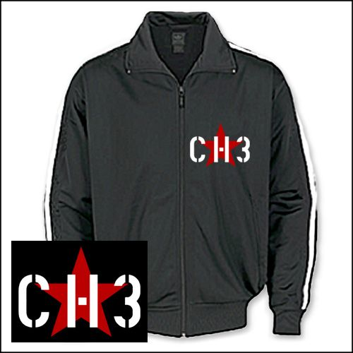 Channel 3 - Logo Trainingsjacke