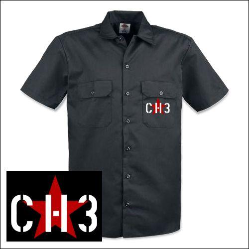 Channel 3 - Logo Workershirt