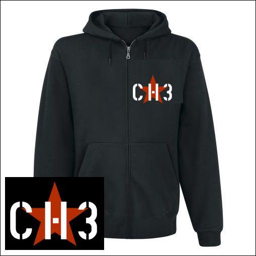 Channel 3 - Logo Zipper