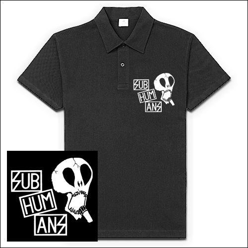 Subhumans - Polo Shirt