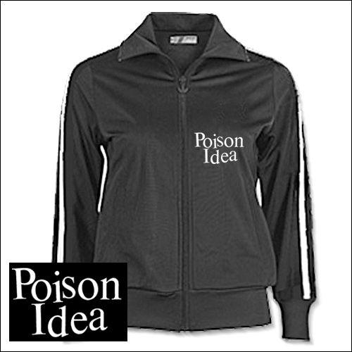 Poison Idea - Logo Girlie Trainingsjacke