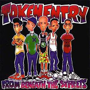 Token Entry - From Beneath The Streets LP
