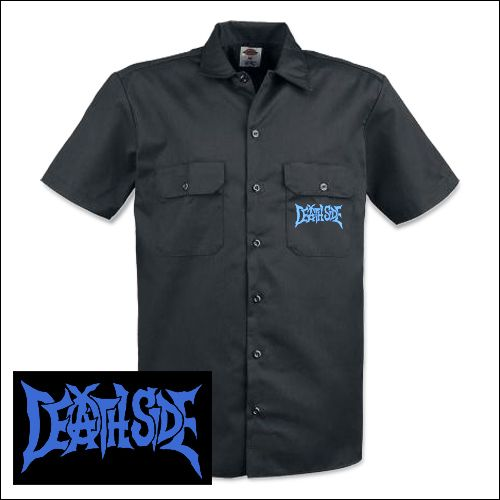 Death Side - Logo Workershirt