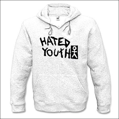 Hated Youth - Logo Hooded Sweater