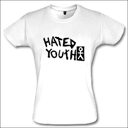 Hated Youth - Logo Girlie Shirt