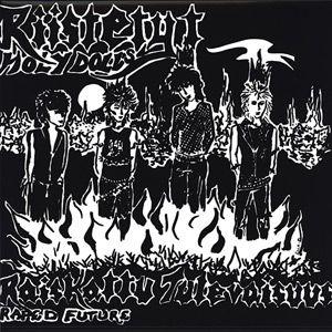 Riistetyt - Raped Future LP