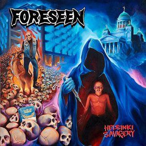 Foreseen - Helsinki Savagery LP
