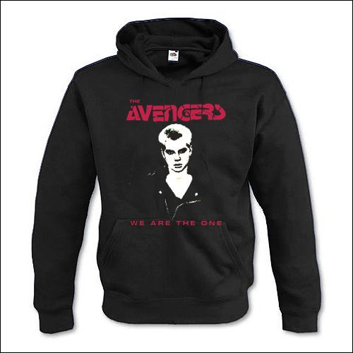Avengers - You Are the One Hooded Sweater