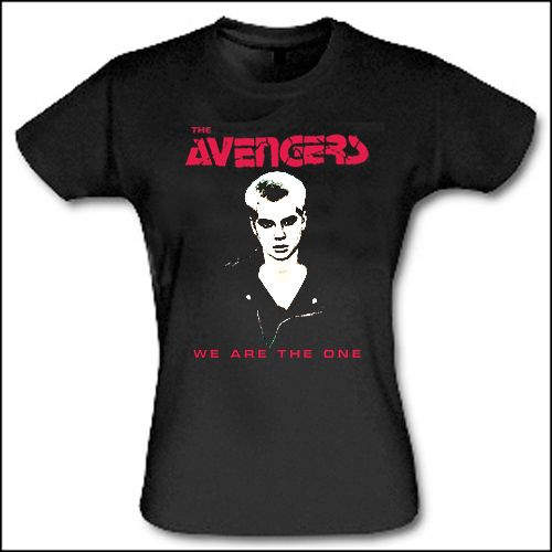 Avengers - You Are The One Girlie Shirt