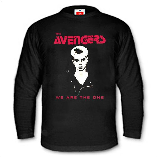 Avengers - You Are The One Longsleeve
