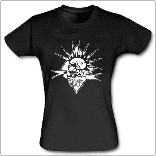 Mob 47 - Skull Girlie Shirt